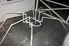 PVC Spider Frame