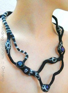 Andrea Graham  Sculpted Collars