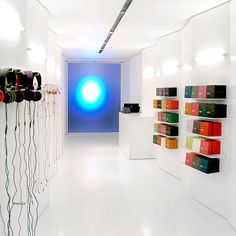 Urbanears at Boxpark by 42 Architects  15 December 2011