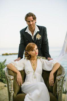 pretti beach, beach weddings