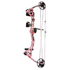 Bear Apprentice RTH Compound Bow Package Pink - Gander Mountain