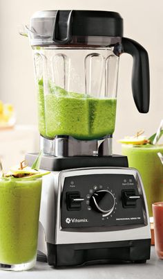 The Vitamix 750 Professional Series from Williams Sonoma. Very essential kitchen tool.
