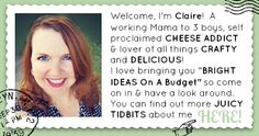 A Little Claireification — Bright Ideas for the Busy & Budget Minded