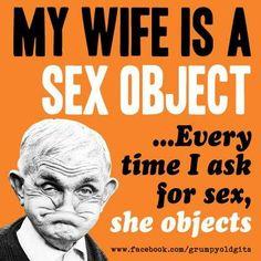 Sex object
