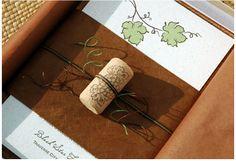 wine tasting invitation