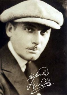 Lew Cody, silent and early sound actor, married to Actress Mabel Normand  1884-1934