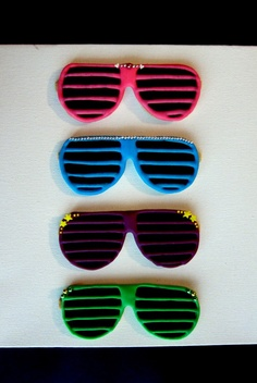 cool sunglasses cookies