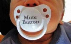 My haven usually has kids in it, so a mute button would be perfect!