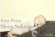 Easy Peasy Sleep Solution by Whitney J