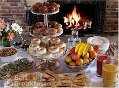 Ciao Bella Weddings: The Breakfast Bar...Wedding Brunch: A lavish ...