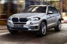 340-HP BMW Concept X5 eDrive Coming to New York - Motor Trend WOT