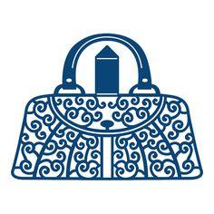 Product – Ornate Handbag (D287) | Tattered Lace