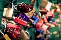 Marriage Sayings for a Love Lock Unity Ceremony