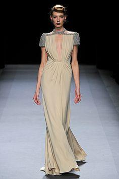 Fall 2012 Ready-to-Wear  Jenny Packham