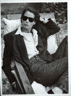 Calvin Klein Fall/Winter 1989