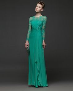 - Silk garza gown. Available in Mauve, Black, Red, Esmerald, Pale Pink, Strawberry, Aqua, Grey, Printed, Orcher and Green.