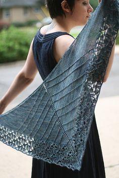 braid, shawl patterns