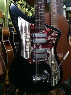 from Pentatonic Guitars, Brooklyn