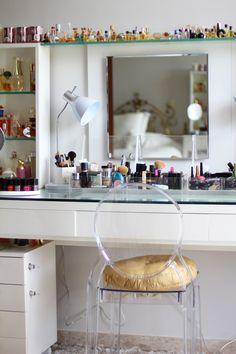 Penteadeira – Spa em Casa (corpo) vaniti, diva den