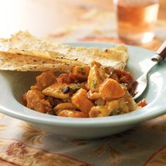 Chicken & Sweet Potato Curry | Hallmark