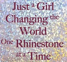 #Rhinestones