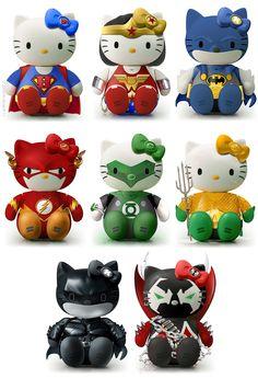 ✯ Hello Justice League ✯