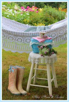 Aiken House & Gardens: Summer Days