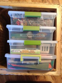 Kid's Craft Organization (11)