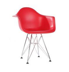 Replica Eames DAR Armchair - Junior