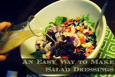 Can a homemade salad dressing really add zing to your salad? We try the SaladZinger!