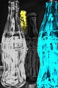 Coke in color