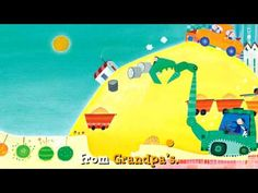 The Journey Home from Grandpa's song by Barefoot books