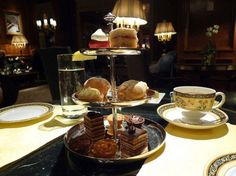 Best of Afternoon Tea in NYC- 2012- the luxury to lounge around for hours with no bother-Today we give you our eight favorite places for afternoon tea in New York, from luxurious hotels to casual tea shops. @Cathy Ma YL Chan @Sandy Bonner Eats