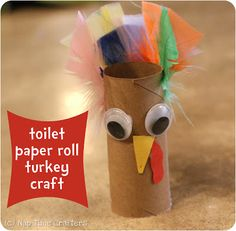 nap time, november, toilet paper rolls, frames, little ones, turkey craft, papers, kid craftsidea, toddlers