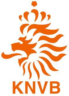 KNVB – Royal Netherlands Football Association & National Team Logo [PDF-EPS Files]