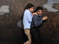 15 Haunted House Photos of Terrified People «TwistedSifter