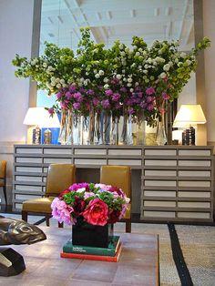 Designed by Oscar Mora #Wedding #Floral #Flowers #Arrangement