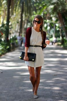 Excited for Spring and this cute outfit! #beauty #fashion #style
