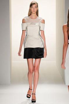 Spring 2013 RTW  Runway  Calvin Klein Collection