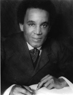 Samuel Coleridge-Taylor, composer (1875-1912)