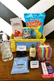 Hospital basket gift