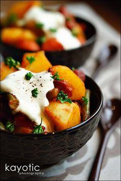 Hungarian Potato Goulash