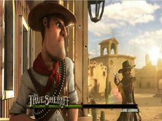 http://www.onlineslotgames4u.com/play/true-sheriff-slot-game/  Every real Wild West enthusiastic should have a go at The True Sheriff slot game, this game will give you a real 3D adrenalin rush, and the great bonus rounds make this slot worth your hard earned cash. Either playing for real money or just for fun The true sheriff is packed with wild shootouts, old fashion poker and general wild west treasures - a maximum payout of 750K credits up for grabbing.