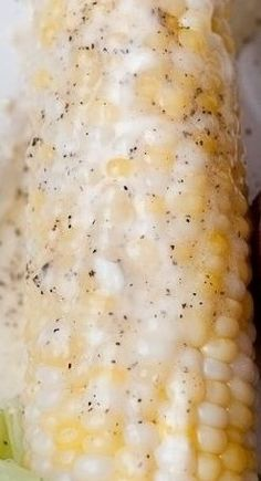 Grilled Corn on the Cob with Smoked Salt Butter