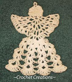 Amy's Crochet Creative Creations: Crochet Ornaments