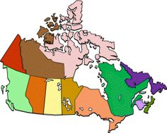 Canadian Provinces and Territories - great for geography and lapbooking.  Has Canadian Money (coins) info/worksheets, General info, Provinces, etc