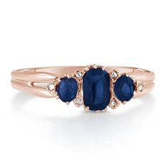 Anillos victorianos: The Landry Ring from Brilliant Earth