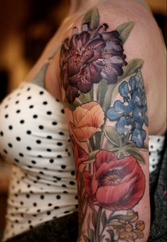 #tattoofriday - Alice Carrier