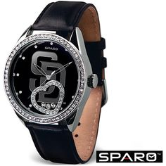 $50 San Diego Padres Women's Beat Watch by Sparo - MLB.com Shop