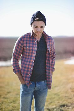 Rugged Outdoor Style   Guys Winter Fashion